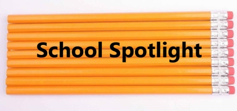 school spotlight pencils