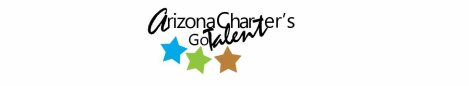 Arizona Charter's Got Talent Logo for Blog